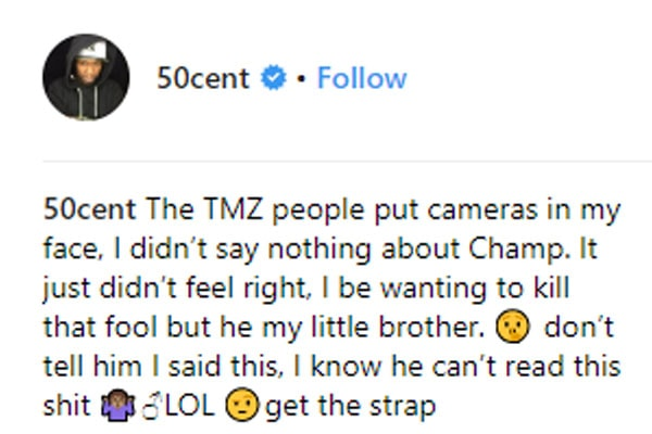 50 Cent and Floyd Mayweather feud