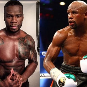 Floyd Mayweather and 50 Cent Feud – Beefing and Comparing Net Worth and Their Level