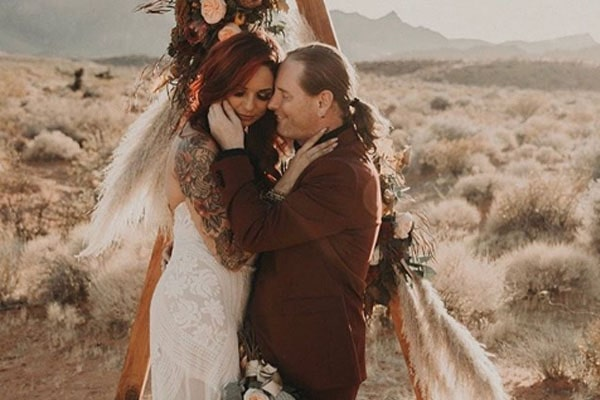 Corey Taylor's wife, Alicia Dove