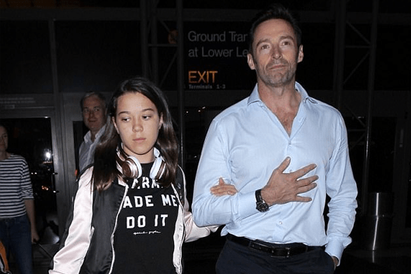 Ava Eliot Jackman, 13, Has a Perfect Relationship With her Father Hugh Jackman