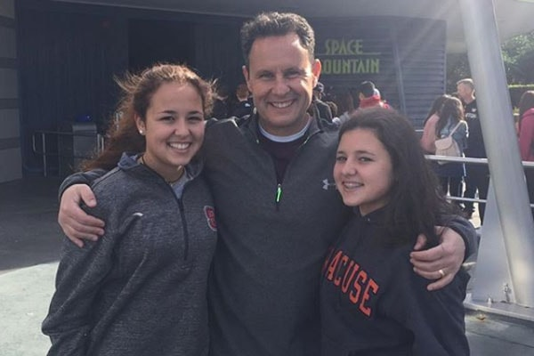 Brian Kilmeade daughters