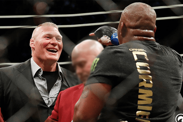 Brock Lesnar UFC Return | When Will He Fight Daniel Cormier?