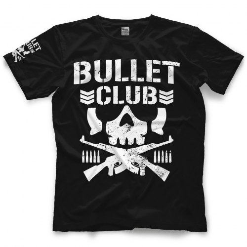 Bullet Club bone soldier shirt