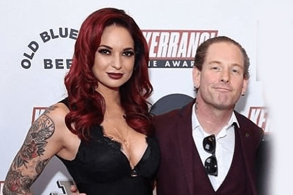 Corey Taylor's girlfriend Alicia Dove