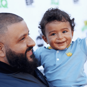 DJ Khaled's Son Asahd Tuck Khaled Might be the Richest Celebrity Kid in Industry