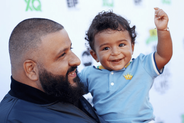 DJ Khaled's son Ashad Tuck Khaled might be the richest celebrity kid in the industry