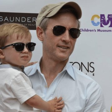 Dan Abrams' Son Everett Floyd Abrams Shares Beautiful Moments With his Dad