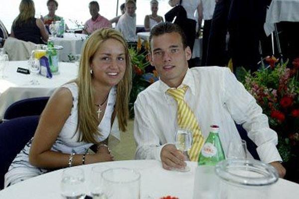 Daniela Hantuchova's ex-boyfriend.
