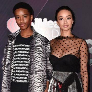 Draya Michele's Teenager Son Kniko Howard's Father is A Barber and Lives in PA
