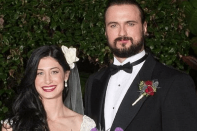 Drew McIntyre wife Kaitlyn Frohnapfel married in 2010