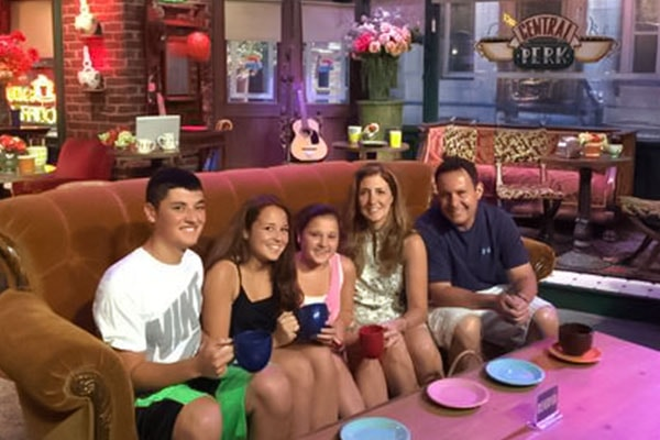 Family of Brian Kilmeade