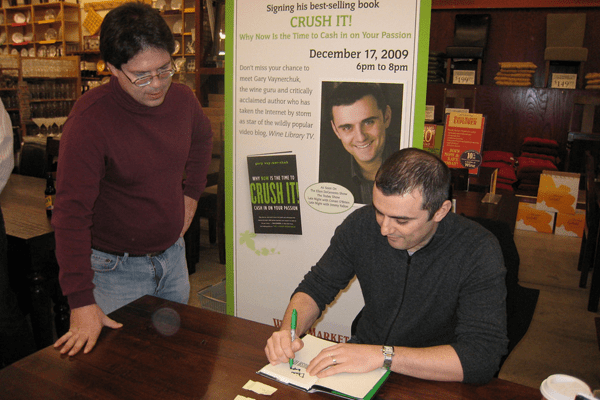 Mtivational books of Gary Vaynerchuk and net worth