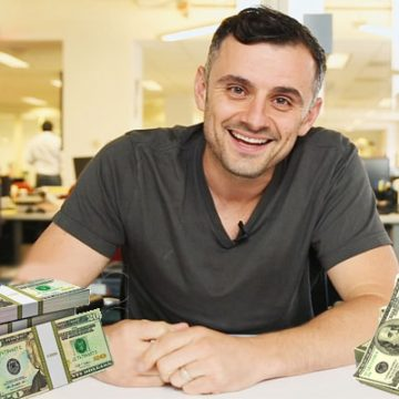 Net Worth of Gary Vaynerchuk  – Earnings From Book Selling, YouTube and Motivating Business