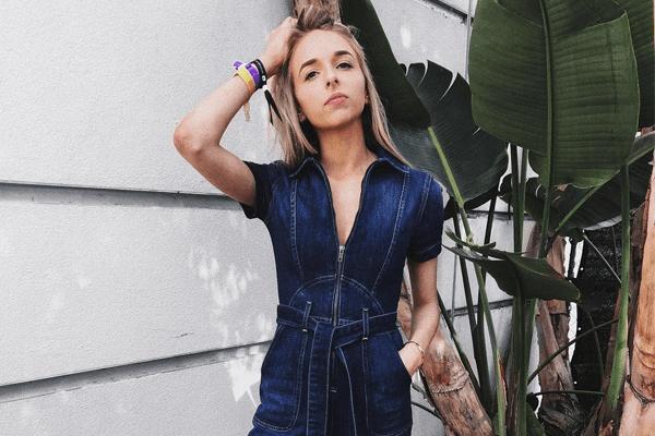YouTuber Jenn McAllister