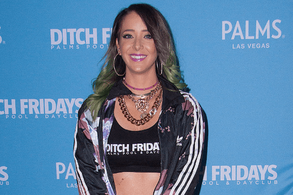 YouTuber Jenna Marbles has a net worth of $5 million.