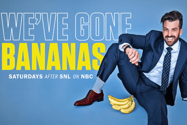Johnny Bananas 1st Look
