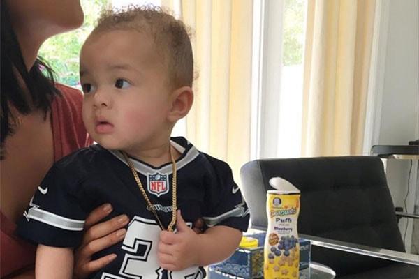 Jru Scandrick, Orlando and Draya Michele's son