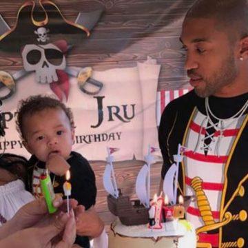 Meet Baby Jru Scandrick – Draya Michele and Orlando Scandrick's First Son