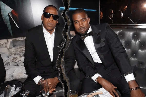Kanye West and Jay Z Feud | Story Behind Their Bickering Rivalry