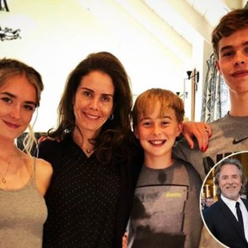 Kelley Phleger's Two Decades of Marriage and Three Children with husband Don Johnson