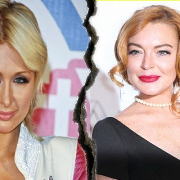 Lindsey Lohan and Paris Hilton Feud Just Ended | Friends or Frenemies