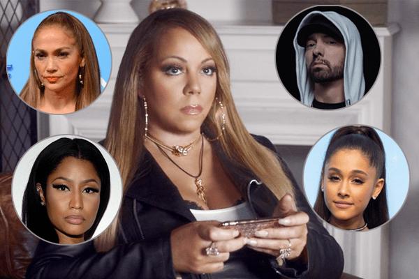Mariah Carey Feuds