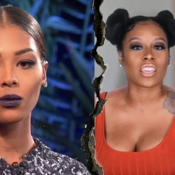 Will Moniece Slaughter Fight and Beat Tiffany Campbell If They Meet in the Streets?