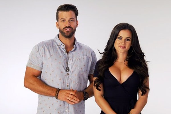 Johnny Bananas and Natalie Negrotti date