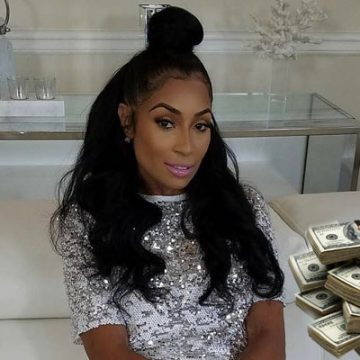 Karlie Redd Net Worth – 150k Engagement Ring, Salary and Earnings From L&HH