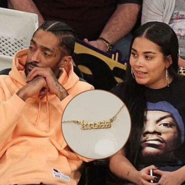 Meet Kross Asghedom – Photos of Nipsey Hussle's Son With Lauren London