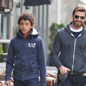 Oscar Maximilian Jackman, 18, Went Greece for Vacation with Father Hugh Jackman