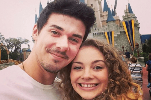 Pete Bucknall's ex-girlfriend, Carrie Hope Fletcher