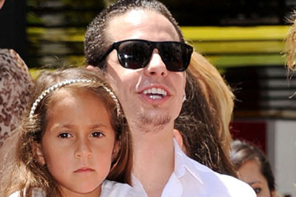 Destiny Perez is Pitbull's daughter