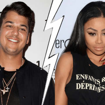 Blac Chyna and Rob Kardashian Feud – Leaking Nude Pictures to Revenge Porn