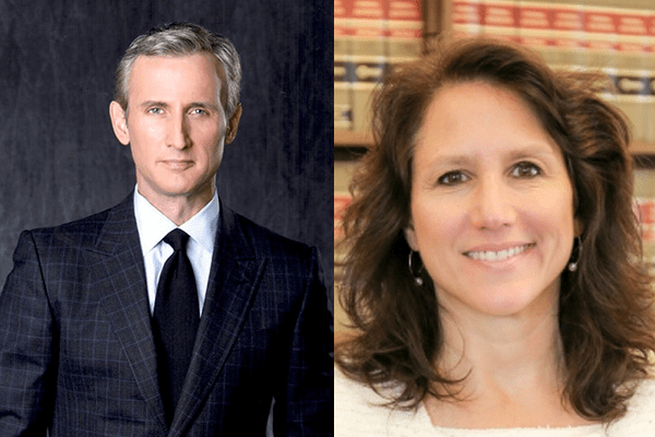 Dan Abrams sister Ronnie Abrams is a US Judge