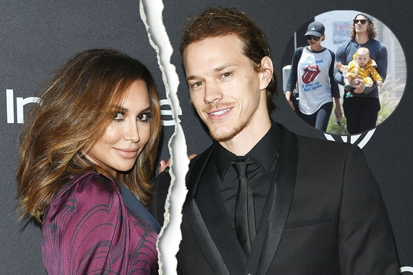 Ryan Dorsey's Divorce With Ex-Wife Naya Rivera Finalized with Joint Custody of Son Josey
