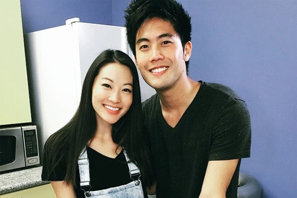 Ryan Higa and Arden Cho