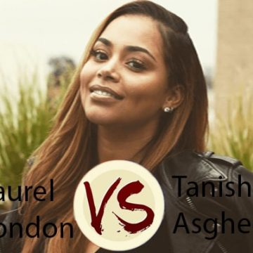 Tanisha Asghedom and Lauren London Feud – Tanisha Trying to Take Back Nipsey Hussle