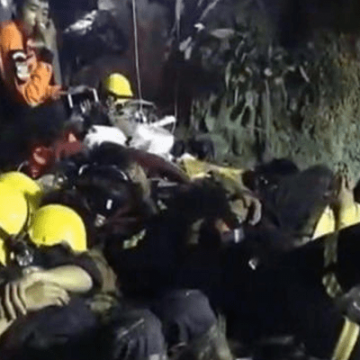 Thai Underwater Cave Rescue Operation Successful, All 12 Boys And Coach Rescued