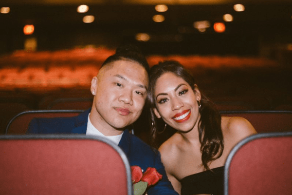 Tiothy DeLaGhetto and Chia Habte wedding plan