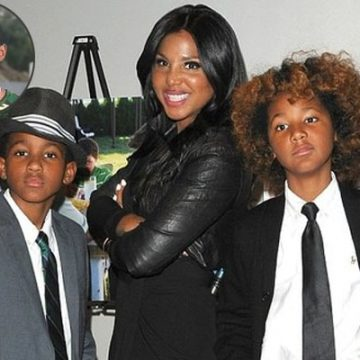 Meet Denim Cole Braxton-Lewis – Photos of Toni Braxton's First Son