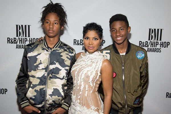 Toni Braxton's son Diezel Braxton is cured from autism