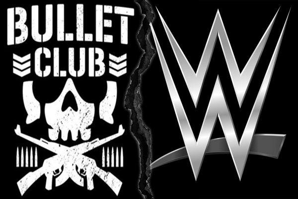 Bullet Club and WWE Feud