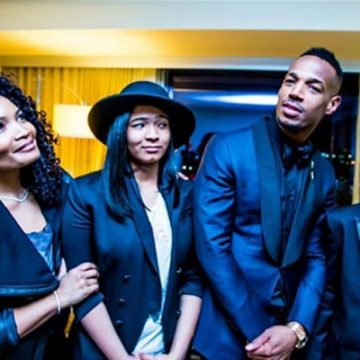 Meet Angelica Zachary – Former Marlon Wayans Wife With Two Kids