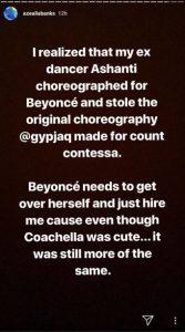 Azealia Banks feud with Beyonce