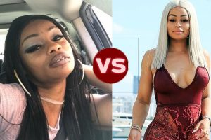 Blac Chyna and mother Tokyo Toni feud