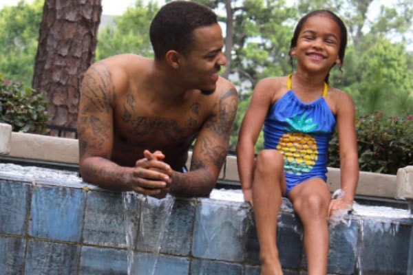 Bow Wow's daughter