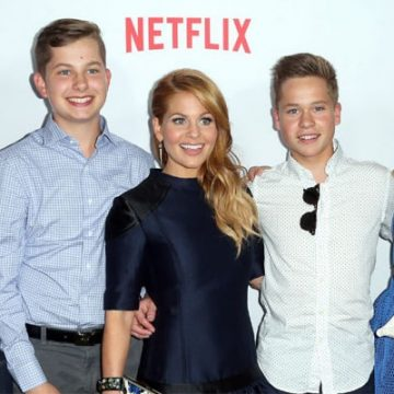 Maksim and Lev Valerievich Bure – Candace Cameron Bure's Sons With Valeri Bure