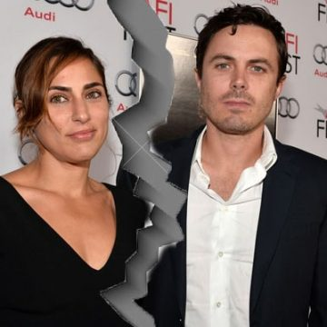 Casey Affleck and Wife Summer Phoenix Divorced. Affleck to Pay $4,000 Monthly for Kids