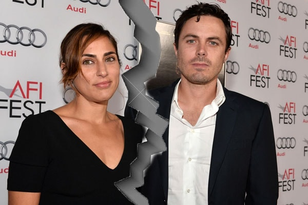 Divorce of Casey Affleck and Summer Phoenix